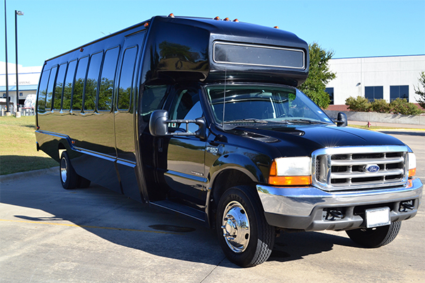 15 Passenger party bus Stockton