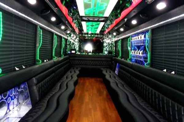 20 passenger party bus 1 Stockton