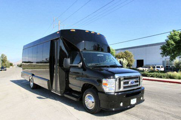 20 passenger party bus Stockton