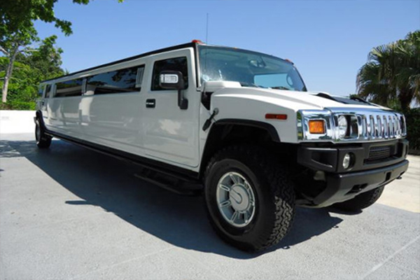 Hummer Stockton limo rental