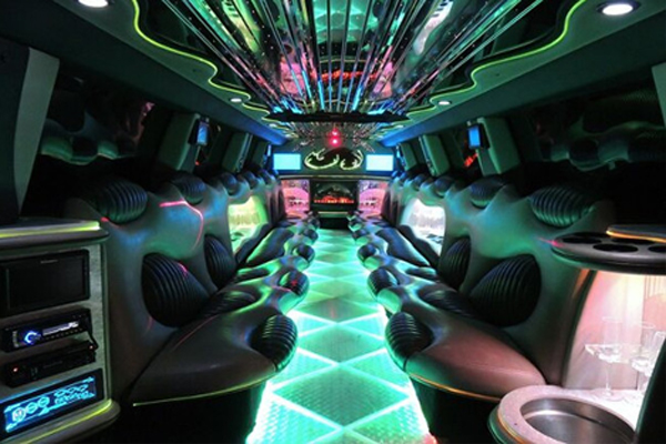 Hummer limo rental Stockton