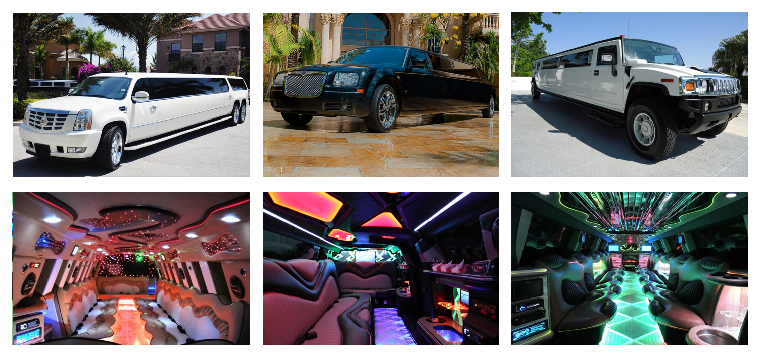 limo rental Stockton