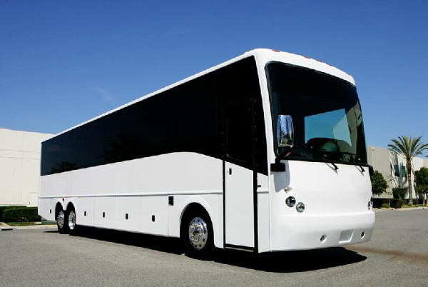 Stockton 50 Passenger Charter Bus